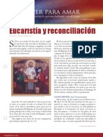 Eucaristía y Reconciliación