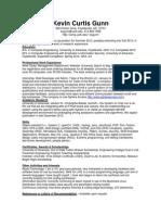 2012 Resume