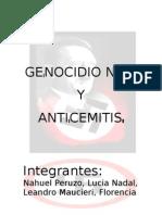 Genocidio y Antisemitismo Nazi Casi Original