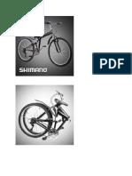 Part Folding Bike