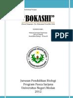Laporan Bokashi