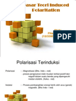 Polarisasi Terinduksi