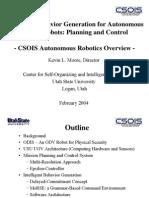 Csois Robotics
