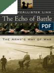 The Echo of Battle
