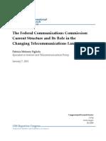 FCC and Changing TeleC Landscape