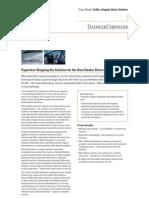 Daimler-Benz Case Study