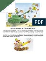 As Aventuras Do Tanque Da Paz