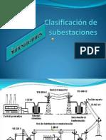 calsificacion de subestaciones