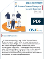 SBOUC2010 Marks 0409 SBOE Security Essentials