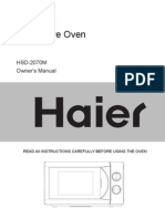 HSD-2070M User Manual in E