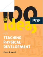 (100 Ideas for the Early Years)Simon Brownhill-100 Ideas for Teaching Physical Development-Continuum International Publishing Group(2009)(1)