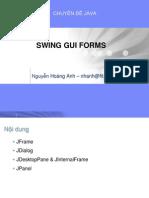09. Java Programming - Swing GUI Form