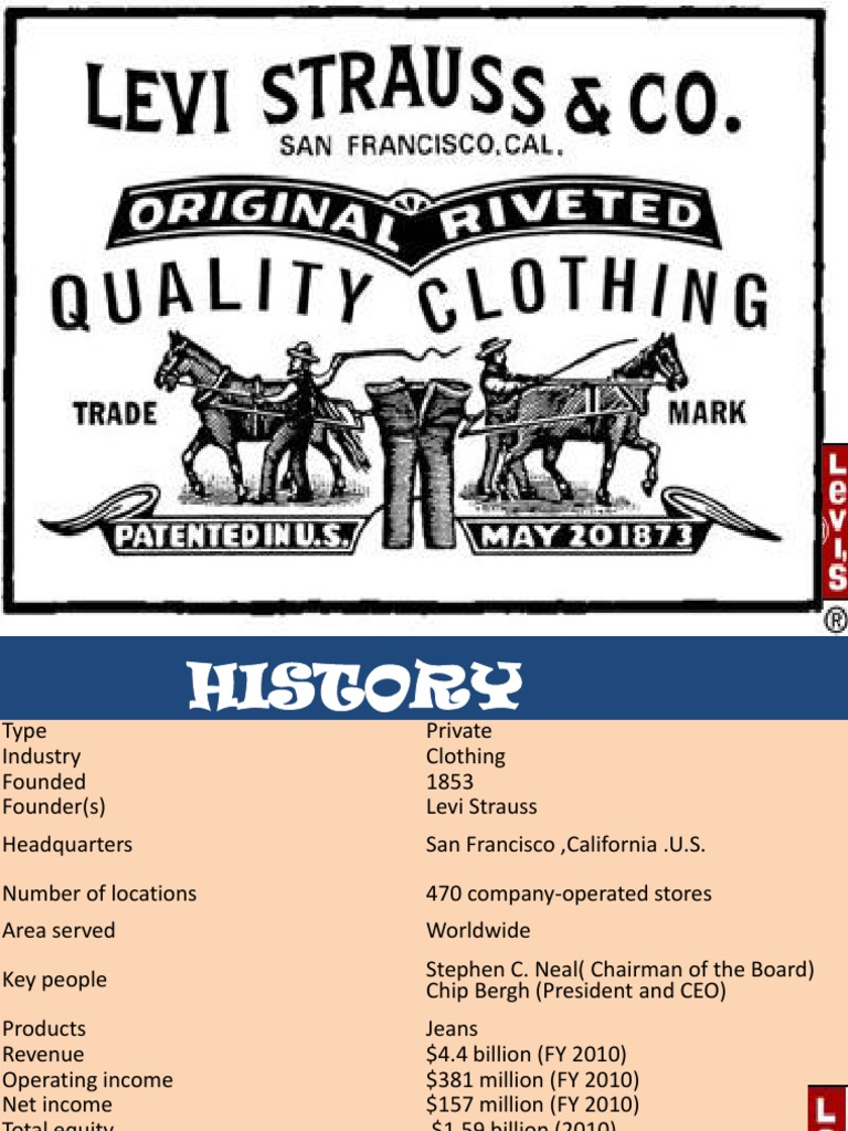 pest analysis in levis strauss company Levis strauss & co is focussed on its sub-brands to derive the sales through  different  swot analysis – here is the swot analysis of levi.