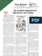 Boletín Parroquial del  23/12/2012