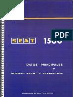 SEAT 1500