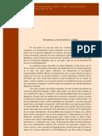 diferencias semántica y hermenéutica - gadamer