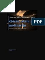 Zbirka citata by Miloš Zen Živković