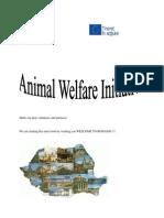 Animal Welfare Initiative InfoPack