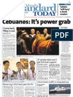 Manila Standard Today - Friday (December 28, 2012) Issue