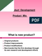 Npd & Product Mix
