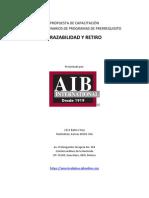 Sp Trazabilidad Retiro Proposal 2009