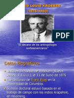 Alfred Louis Kroeber