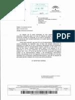Resolución Consejo Audiovisual de Andalucía