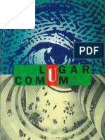 Revista Lugar Comum 01