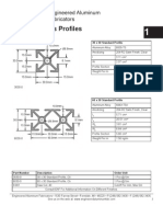 Aluminum Profiles Catalog - Engineered Aluminum Fabricators