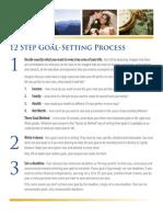 12 Step Goal Setting Process