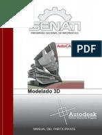 AutoCAD 3- Modelado 3D - SENATI