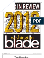 Washingtonblade.com - Volume 43, Issue 52 - December 28, 2012