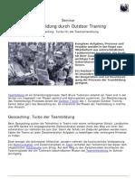 100534 12-11-12 Teambildung Durch Outdoor Training Geocaching