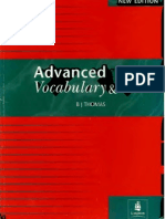 Advanced Vocabulary and Idioms