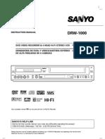 drw-1000 manual