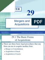 marger & Acquisition