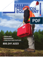 Allen Precision Equipment Catalog