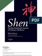 BUDDHISM - Shen - Psycho-Emotional Aspects of Chinese Medicine