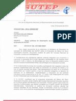 El SUTEP y el Buen desempeño Docente del MED-CNE_Documentos