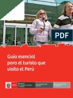 PROMOVIENDO EL TURISMO RESPONSABLE Guía esencial para el Turismo que vista el Perú