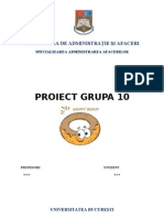 Plan de afaceri Analiza Swot Micromediul Macromediul Analiza Stakeholderilor Proces de comunicare