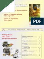 Conasi Catalogo Seccion Pequenos Electrodomesticos Completo[1]