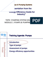Pumps & Pumping Systems-general