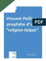 Vincent Peillon, prophète d'une religion laïque