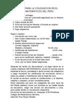 A a Requisitos Colegiacion 27-12-2012