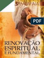 Renovação Espiritual é Fundamnetal - Silas Malafaia