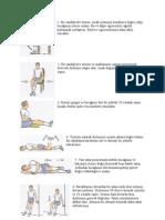 Diz Egzersizleri (Dr.sedat Yildiz)