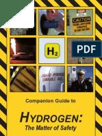 Hoja de seguridad Hidrogeno