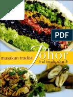 Masakan Tradisi Johor