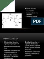 farmacos licosamidas